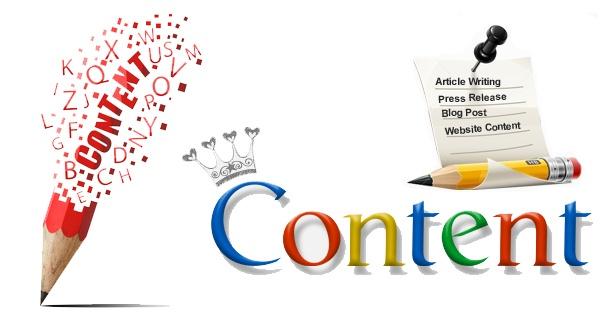 dịch vụ content là gì?
