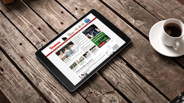 Dịch vụ Content cung cấp các đầu báo lớn
