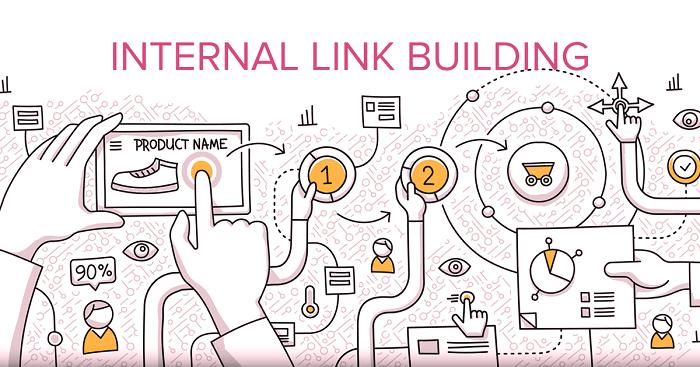 Internal Link tăng trải nghiệm cho người dùng