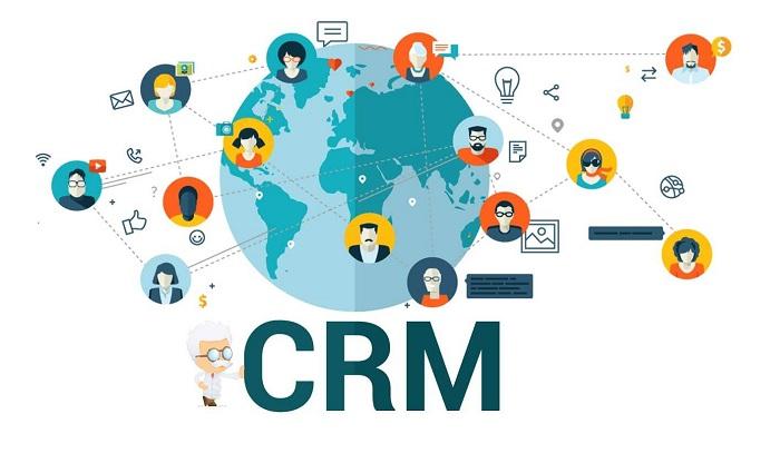 Người quản trị hệ thống, nhà quản lý, nhân viên là những đối tượng nên sử dụng chiến lược CRM