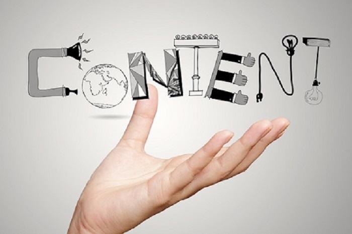 Content là yếu tố có vai trò rất quan trọng trong việc giúp người dùng hài lòng khi truy cập vào website